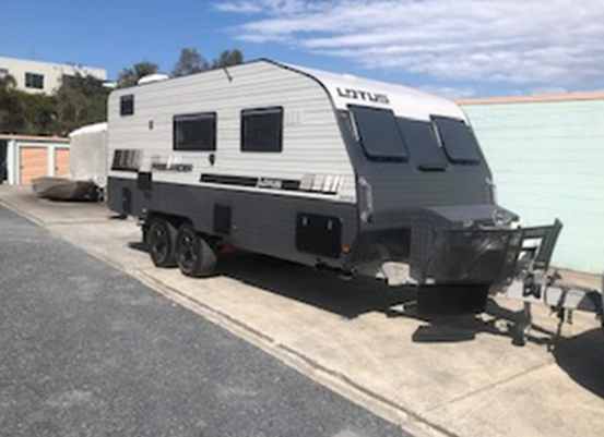 LOTUS FREELANDER CARAVAN 2016   