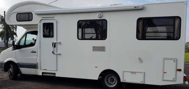 Diesel, Two double beds,
