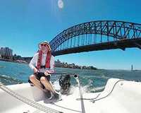 Get ready to set sail around the world-famous Sydney Harbour. This three hour sailing experience...