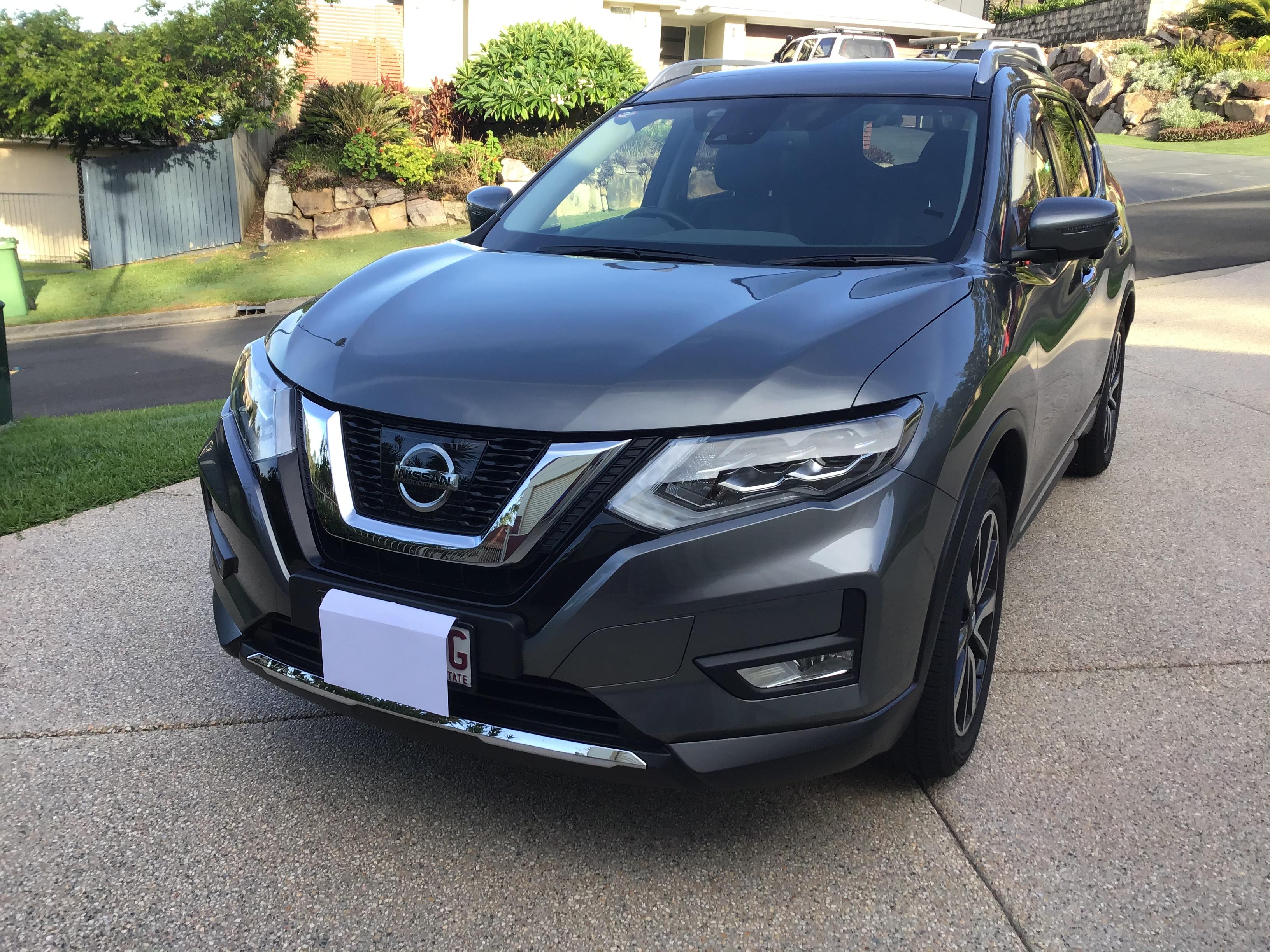 2017 Nissan X Trail ti   15,000km, Auto, Rego & RWC, With all Factory Extras, Like...