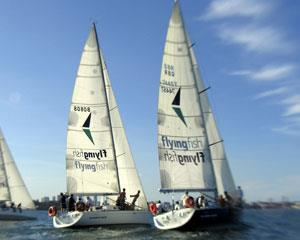 Experience sailing in Sydney. Nothing compares to the magic of Sydney Harbour on board one of our race...