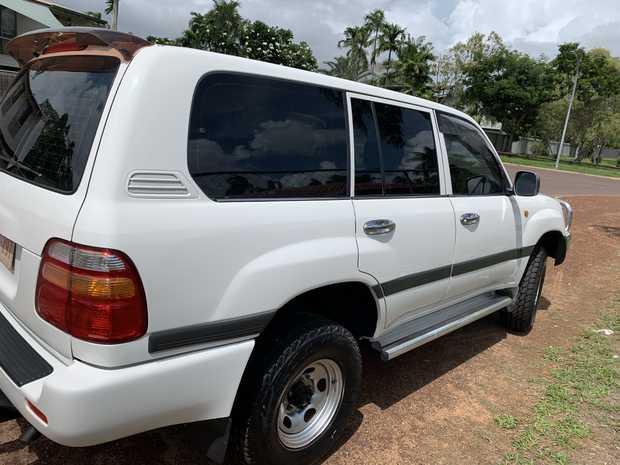 2001 Toyota Land Cruiser 100 Series GXL 4.2L   Diesel Manual   7 Seater   207,000...