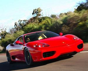 This incredible Ferrari 360 Modena Corsa drive takes some of the best driving on the Mornington...