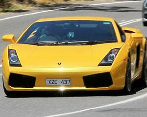 Feel like a millionaire playboy for the day as you get the chance to DRIVE this stunning Lamborghini...