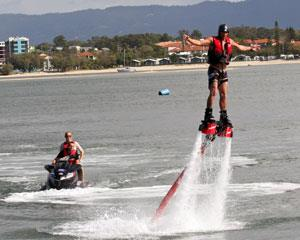 It's time to release your inner Super Hero! Fly like Super Man, dive like Aqua Man and surf through the...