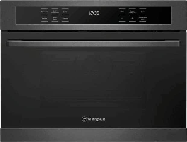 This Westinghouse 44 Litre Combination Built-In Microwave WMB4425DSC is a 60cm 900W combination...