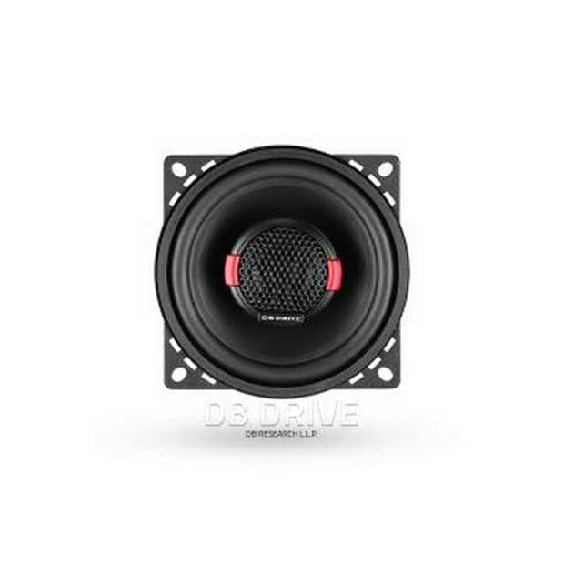 "S4.04"" Coaxial Speakers / 55 Watts RMSFeatures:4? 2-Way13mm PEI Dome TweeterNeodymium MagnetRubber..."