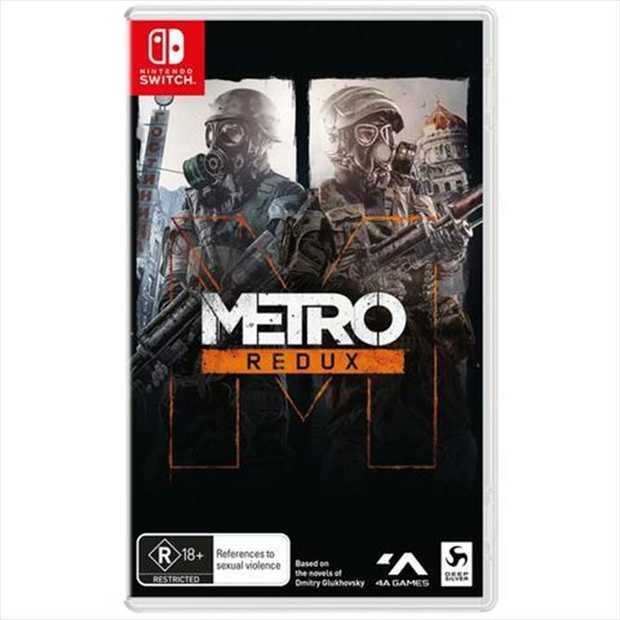 Metro Redux is the ultimate double game collection, including the definitive versions of both...