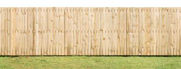 Est 11yrs - Timber Fencing only