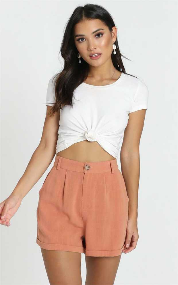 We're obsessed with these shorts, so versatile and easy to wear! You need these in your life!- Made...
