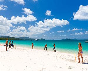 This fantastic half day cruise takes you past some of the Whitsundays remote areas, beautiful bays...
