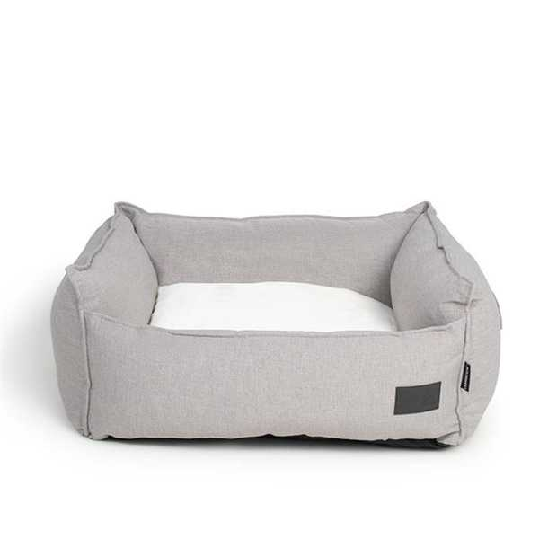 Upgrade your dogs naptime with the luxurious comfort and style of the La Doggie Vita High Sided Square...