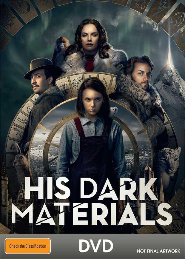 His Dark Materials - Season 1 DVD