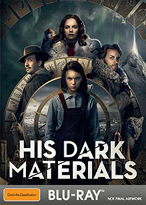 His Dark Materials - Season 1 Blu-Ray