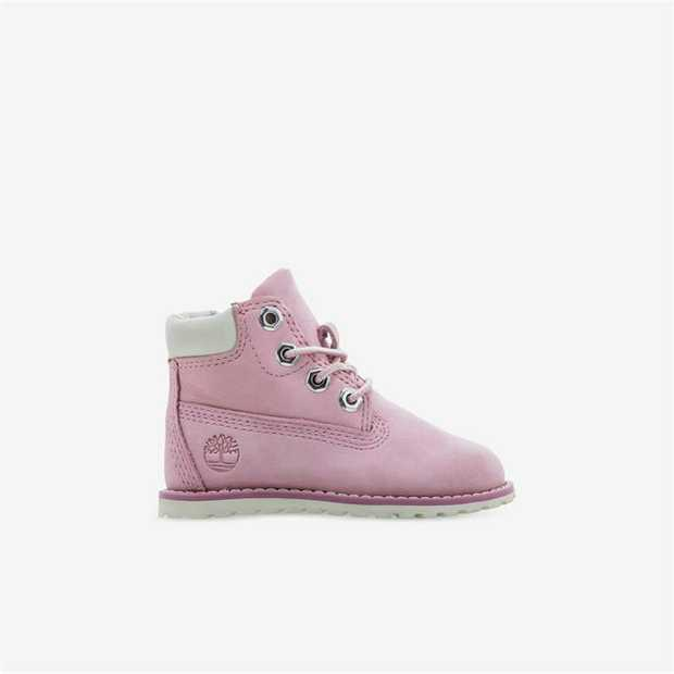Little ones need Timberland® boots, too. Our Pokey Pine kids' boots look like grown-ups' boots, made...