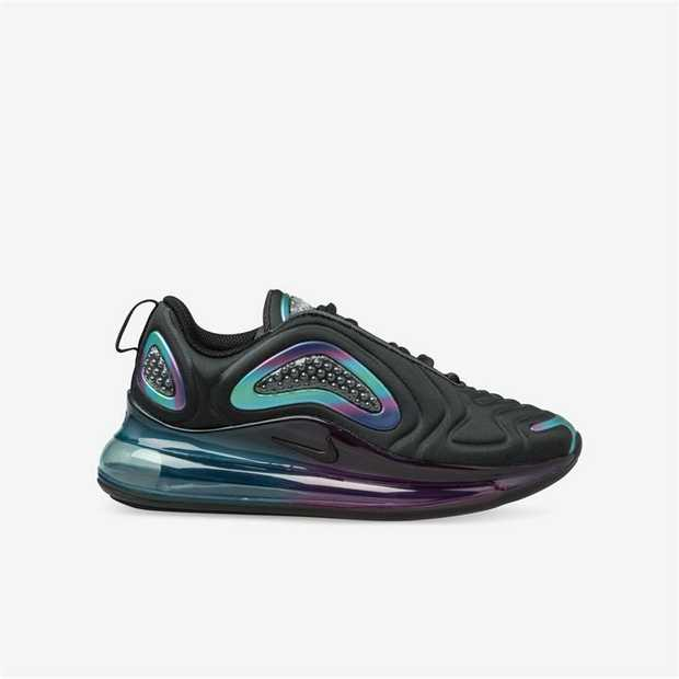 The Nike Air Max 720 captures the magic of bubbles with lightweight, see-through Max Air cushioning.