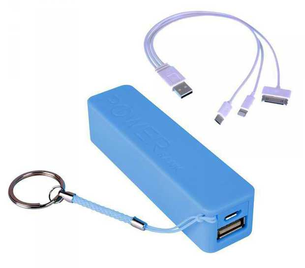 High capacity & high current power bank Pre-charged Built-in safety circuitry Heat resistant body High...