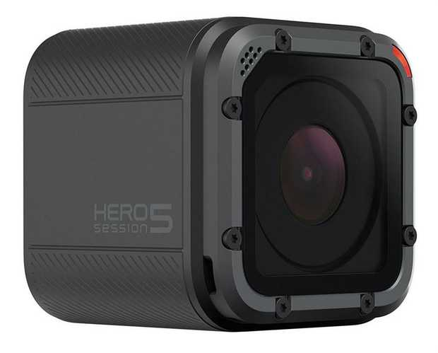 4K Video + 10MP Photo Advanced Video Stabilization Simple One-Button Control Rugged + Waterproof Voice...