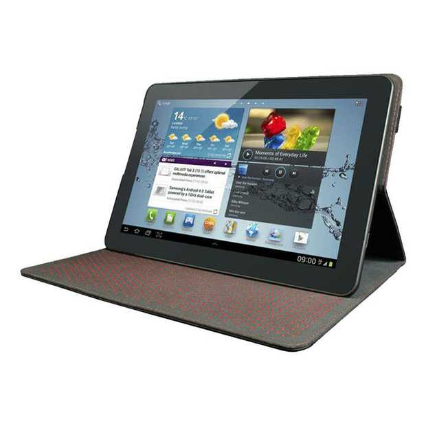 "Compatible with most 9-10"" devices Multiple viewing and working angles NanoGrip technology with..."