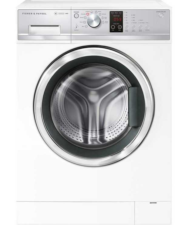 SmartDrive™ technology Nine wash cycles Vortex Wash 4.5-star water 4-star energy rating  Annual Energy...