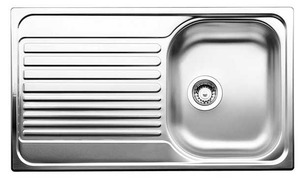 22L Capacity Bowl 18/10 Surgical Grade satin finish Right hand bowl Raised tap landing Deep Profile...