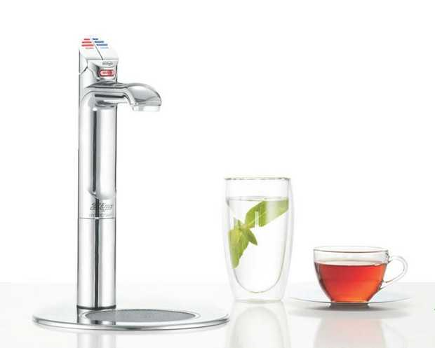 Instant boiling, chilled, sparkling, filtered water Inbuilt Zip 0.2 micron NSF-certified filter...