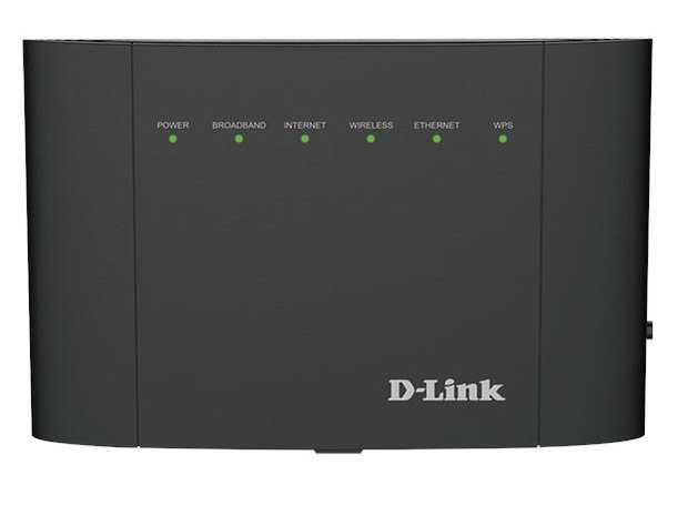 Built-in VDSL2/ ADSL2+ Modem AC750 Wi-Fi NBN / UFB Ready Gigabit Ethernet Advanced Security Wi-Fi Guest...