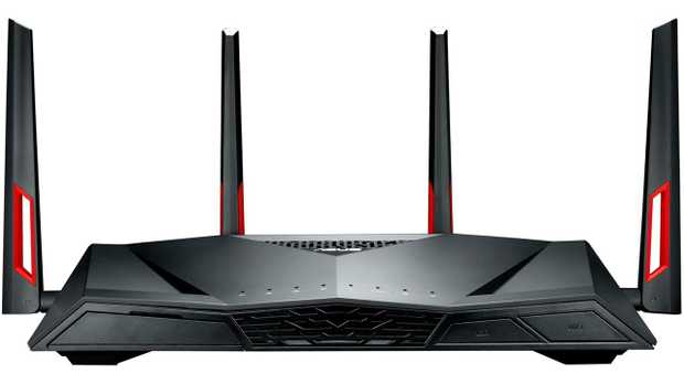 Ultra-Fast Wi-Fi Future-proof DSL Compatibility Parental Controls AiProtection ASUSWRT Total...