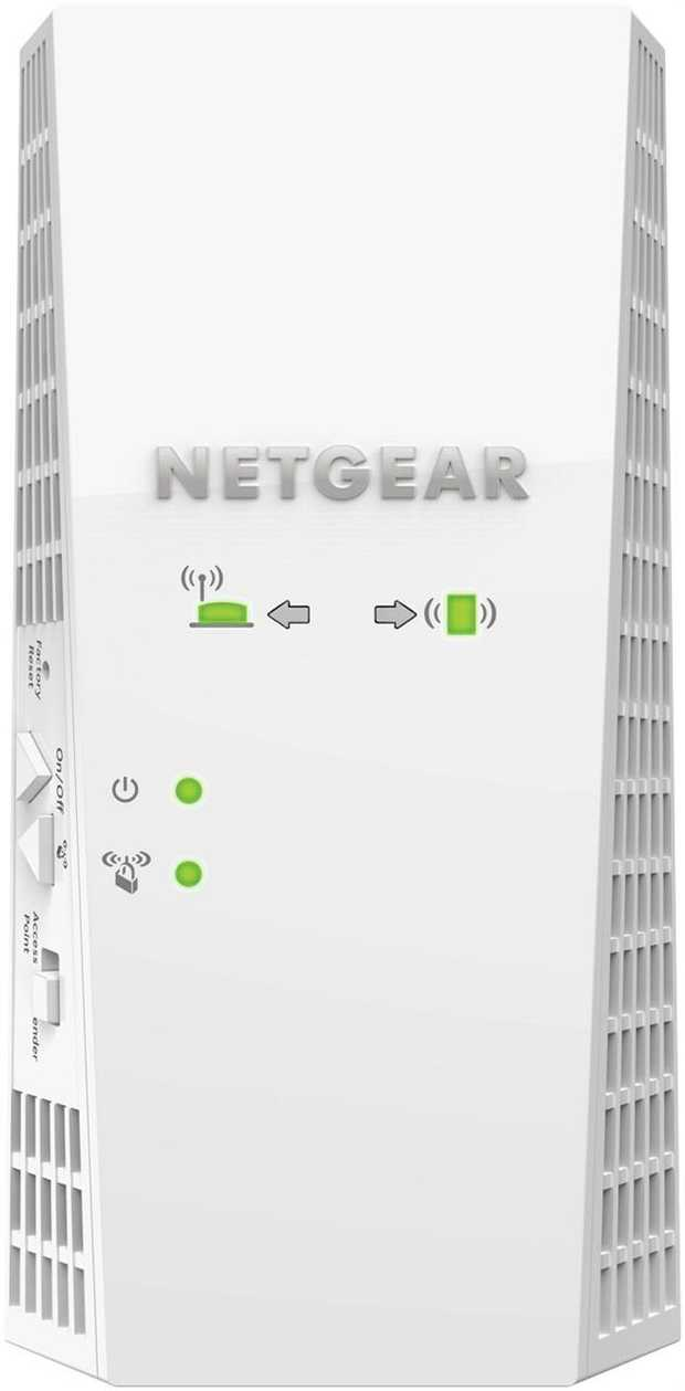 Dual band WiFi up to 1750Mbps Smart Roaming, One WiFi name Supports 802.11ac & a/b/g/n WiFi devices...