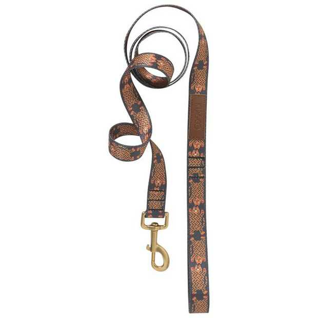 For dogs with personality, let them show it off with the Kip & Co Dog Lead Big Cats. This...