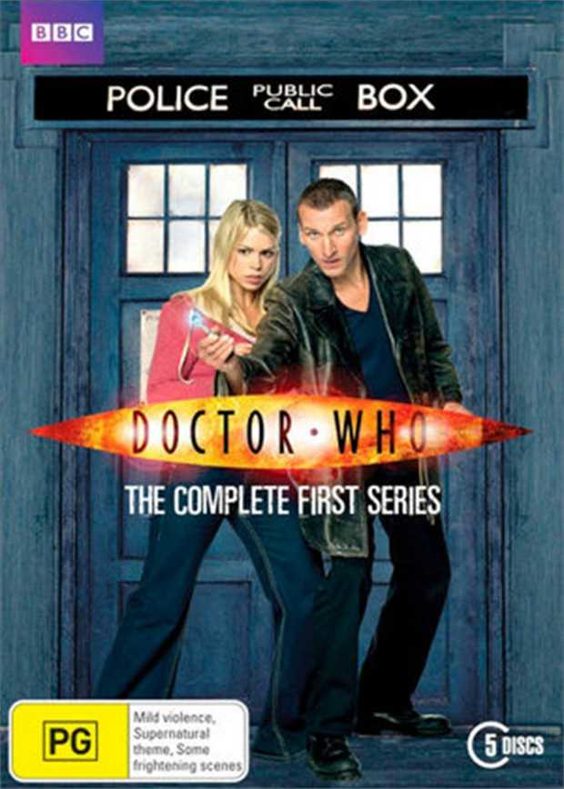 Doctor Who - Season 1 DVD      A box set containing all 13 stories...