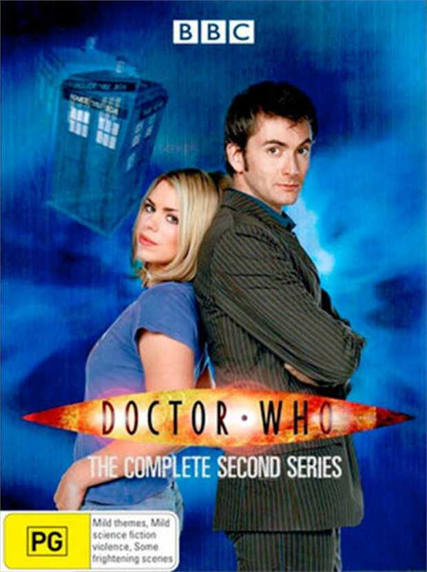 Doctor Who - Season 2 DVD      The complete second series featuring...