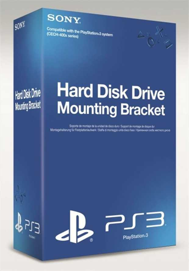 Genuine Hard Drive Mounting Bracket  Use this mounting bracket to install a Hard Disk Drive into the...