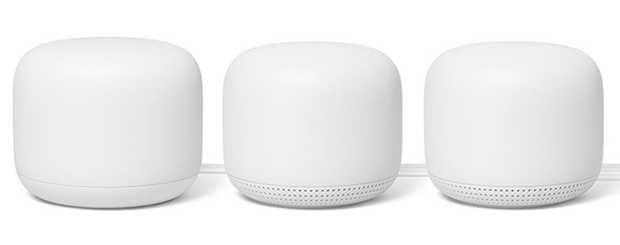Expandable 802.11s mesh Wi-Fi Covers a 1-2 bedroom home Scalable & flexible system Self-healing network...
