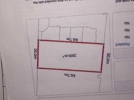 COMMERCIAL VACANT LAND FOR SALE PAGET