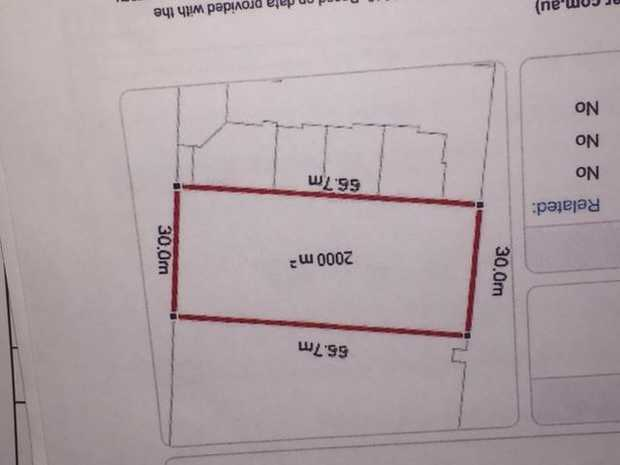 PRIVATE SALE COMMERCIAL VACANT LAND 20-22 Iridium Dr Paget 2000sqm block Frontage 30m x...