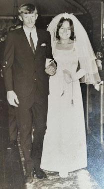 50th Wedding Anniversary   Jenny & Bob Boyd (ne: Constable)   28.03.1970   Don't...