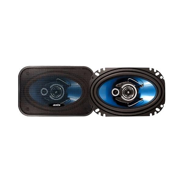 The AX463 is a 3-Way 4 x 6? Coaxial Speaker System for vehicles wanting quality audio at an affordable...