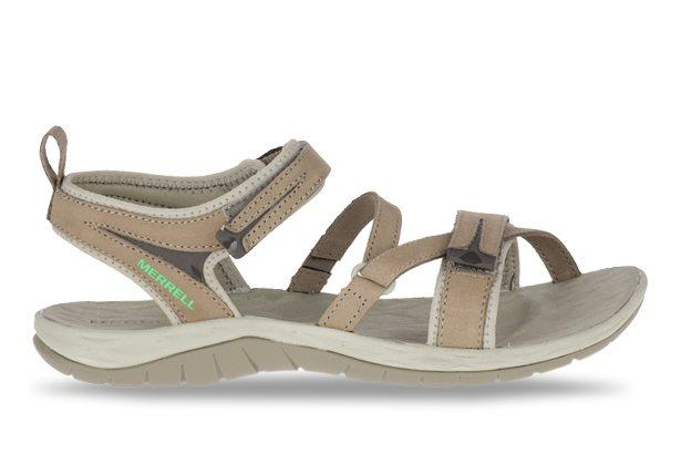 Womens Merrell Siren Q2 strap sandals offer performance comfort for the adventure of your choosing.