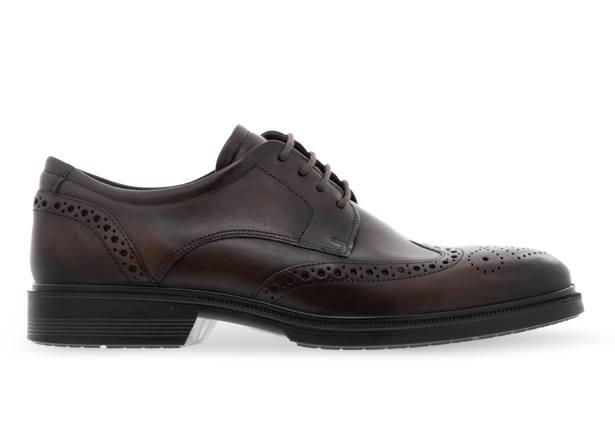 The Ecco Lisbon is an elegant, timeless style paired with confidence and warmth that draws contemporary...