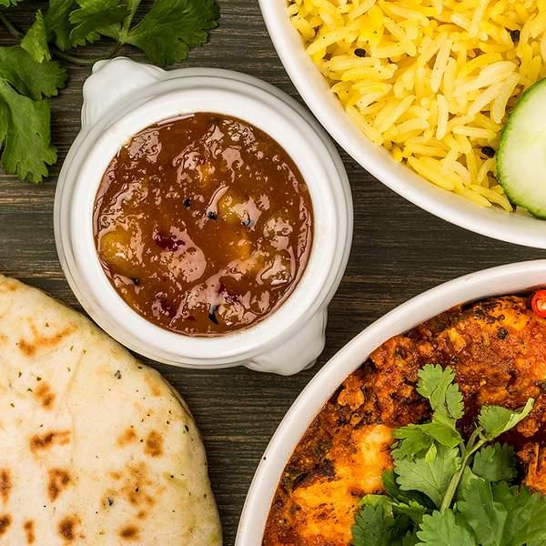 Creamy butter chicken... spicy lamb vindaloo... sweet, sweet gulab jamun... do we have your attention...