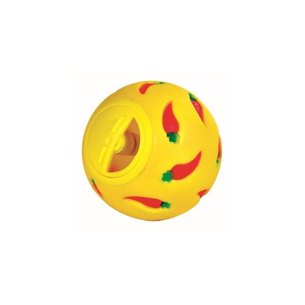 wheeky treat ball  each | Wheeky | pet supplies| Product Information: wheeky-treat-ball