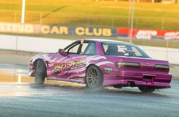 Learn how it's done as the professionals of Drift School WA tutor you into mastering the exact same...