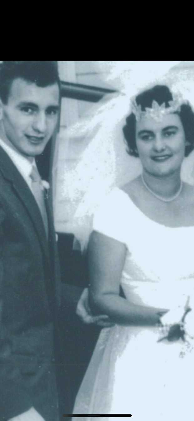 Coffs Harbour residents Alan and Nancy White will celebrate their 60th Diamond Jubilee Anniversary on...