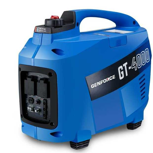 The GENFORCE GT4000 Generator has been designed with one thing in mind - convenience in the outback.
