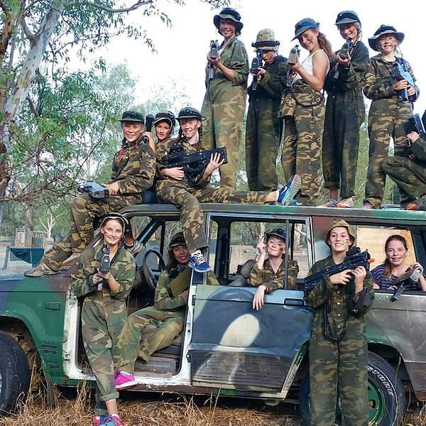 Get amongst the action at Laser Corps in Swan Valley or Bibra Lake with two hours of paintball-style...