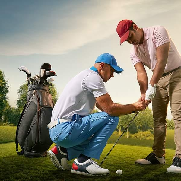 Shave strokes off your handicap with a golf lesson package from Croker Academy of Golf! Develop your...