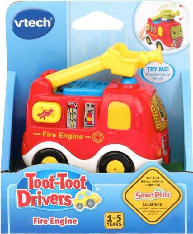Toot-Toot Drivers Vehicles Asst