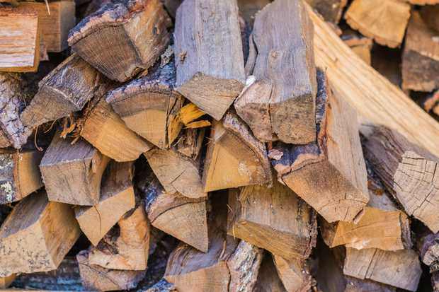 HARDWOOD FIREWOOD   Dried & Split   Ready for the upcoming cold weather   Keep warm this...