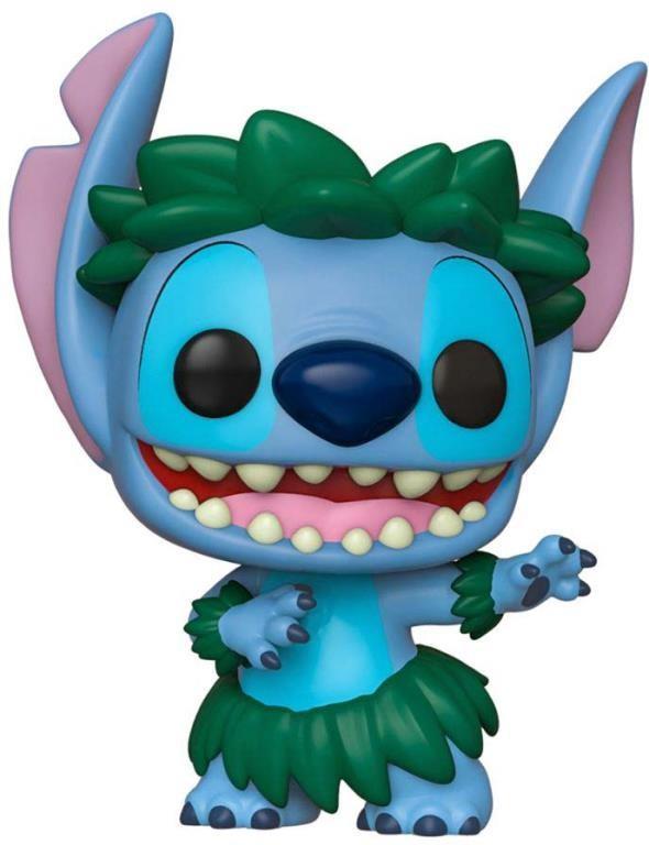 Lilo & Stitch - Stitch In Hula Skirt Pop!